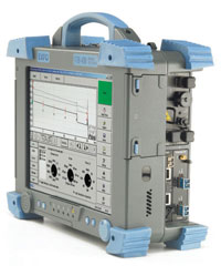 Rent EXFO FTB-400 Universal Test System for Fiber Optic Networks - physical, optical, transport and datacom testing