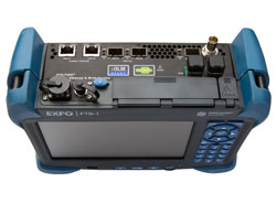 Rent EXFO FTB-700G Series Optical, Ethernet and Multiservice Tester
