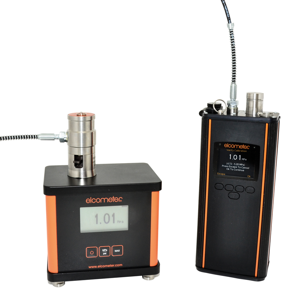 Elcometer 510 Model T Adhesion Tester