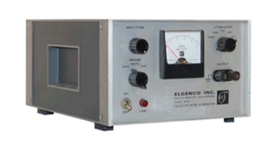 Elgenco 602A Gaussian Noise Generator 5 MHz - 500 kHz, 3 VRMS