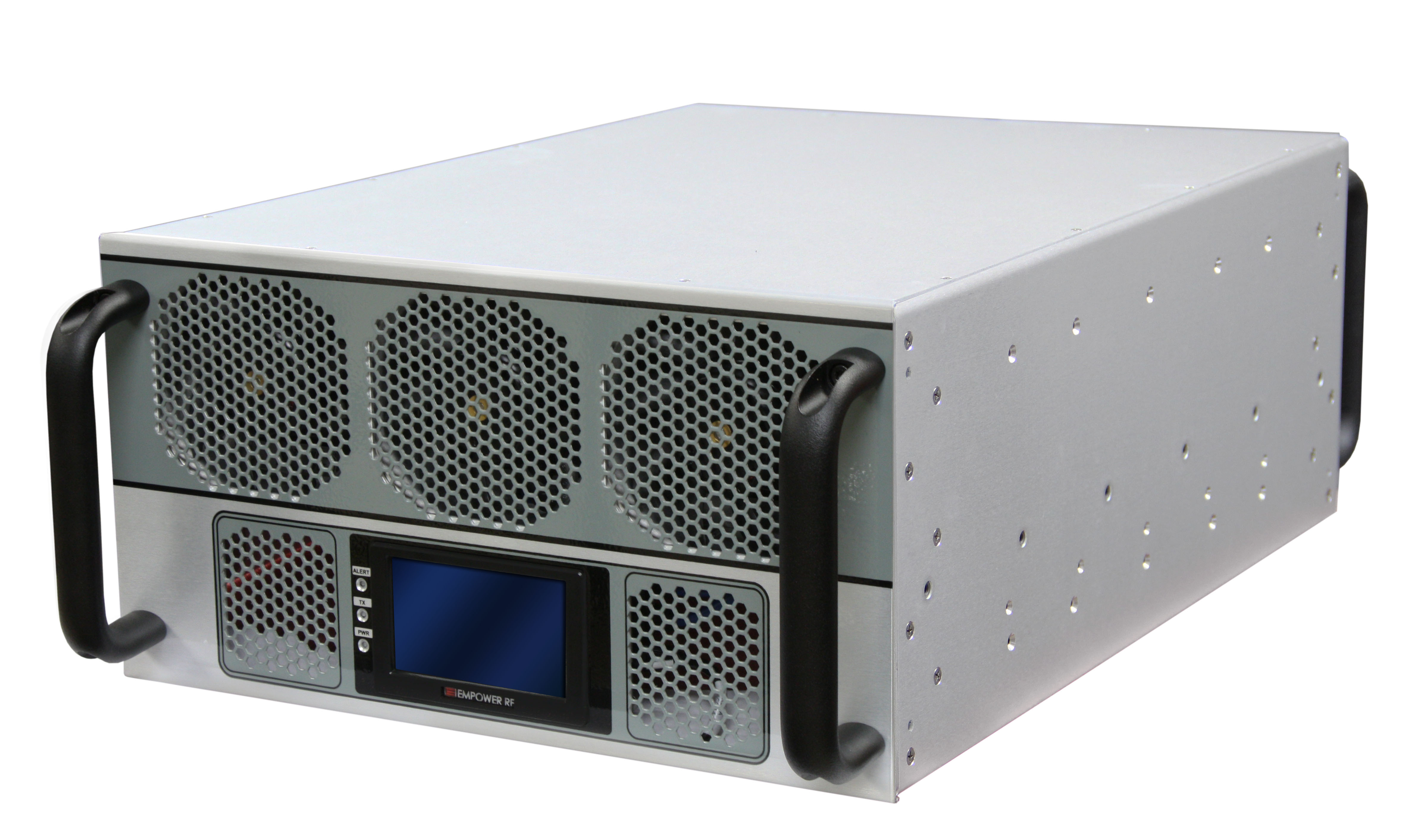 Empower 2170 Solid State Broadband High Power Amplifier 1 GHz - 3 GHz, 1000 W