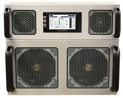 Rent Empower 2180 Solid State Broadband High Power Amplifier 1 GHz - 2.5 GHz, 2000 Watts