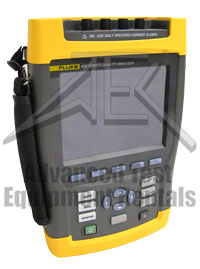 Rent, lease, or rent to own Fluke 435 Three Phase Energy & Power Quality Analyzer