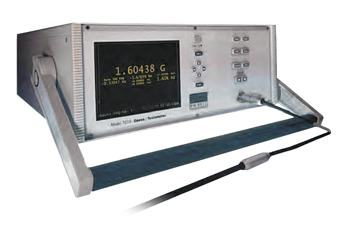 FW Bell 7010 Single Channel Gauss/Tesla Meter, 50 kHz