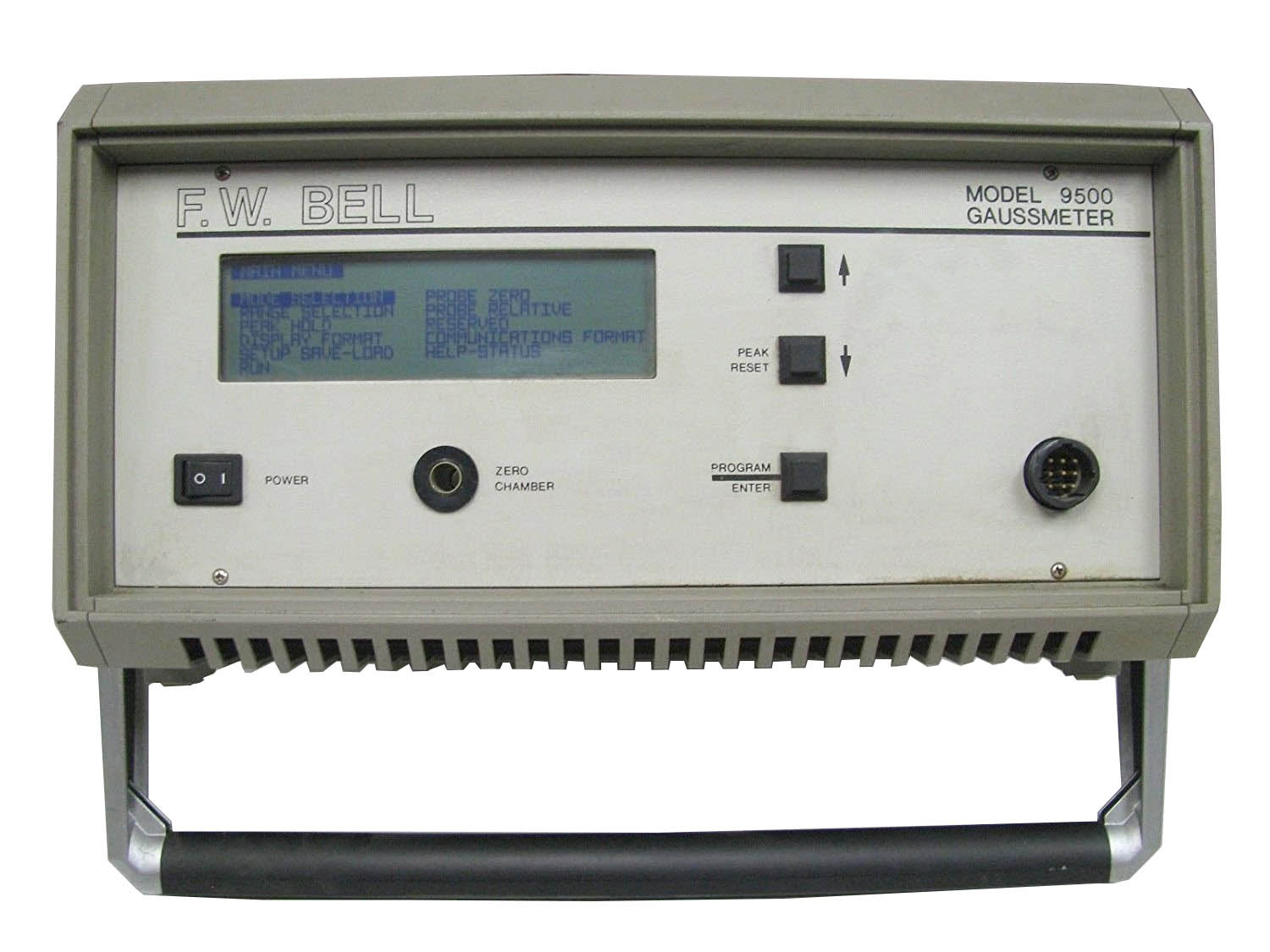 FW Bell 9500 Menu-Driven Gaussmeter