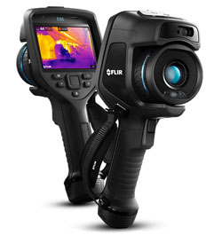 Flir Exx-Series Advanced Thermal Imaging Cameras