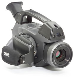 Rent FLIR GF300 Gas Thermal Camera
