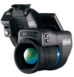 FLIR T1020 HD Thermal Camera