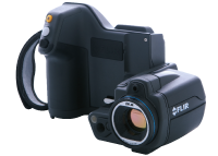 Rent Flir T420 Infrared Thermal Imaging Camera