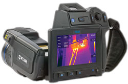 Rent Flir T640 Infrared Thermal Imaging Camera