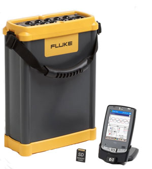 Rent Fluke 1750 Three-Phase Power Quality Recorder