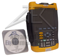 Rent Fluke 199C-S Color Scopemeter with Software