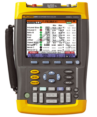 Fluke 225C ScopeMeter Scope Meter