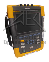 Rent, lease, or rent to own Fluke 435 Series II Three Phase Power Quality and Energy Analyzer