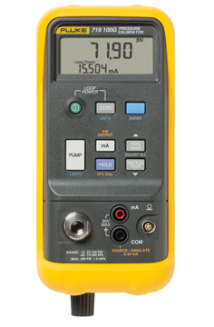 Rent Fluke 719Pro-30G Electric Pressure Calibrator
