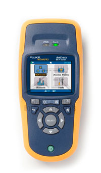 Rent NetScout AirCheck Wi-Fi Tester