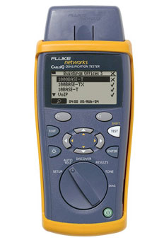 image relating to Cat6 Cable Tester With Printable Results identified as LAN Cable Testers ATEC Rentals
