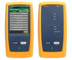 Rent Fluke Versiv DSX-5000 Cable Analyzer / Certifier