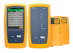 Rent Fluke Versiv DSX Series Cable Analyzer / Certifier