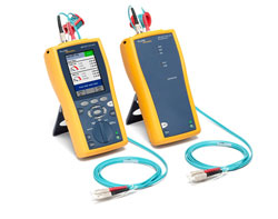 Rent Fluke DTX-CLT CertiFiber Optical Loss Test Set