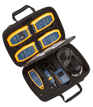Fluke FTK450 Fiber Verification Kit with Fiber Inspector