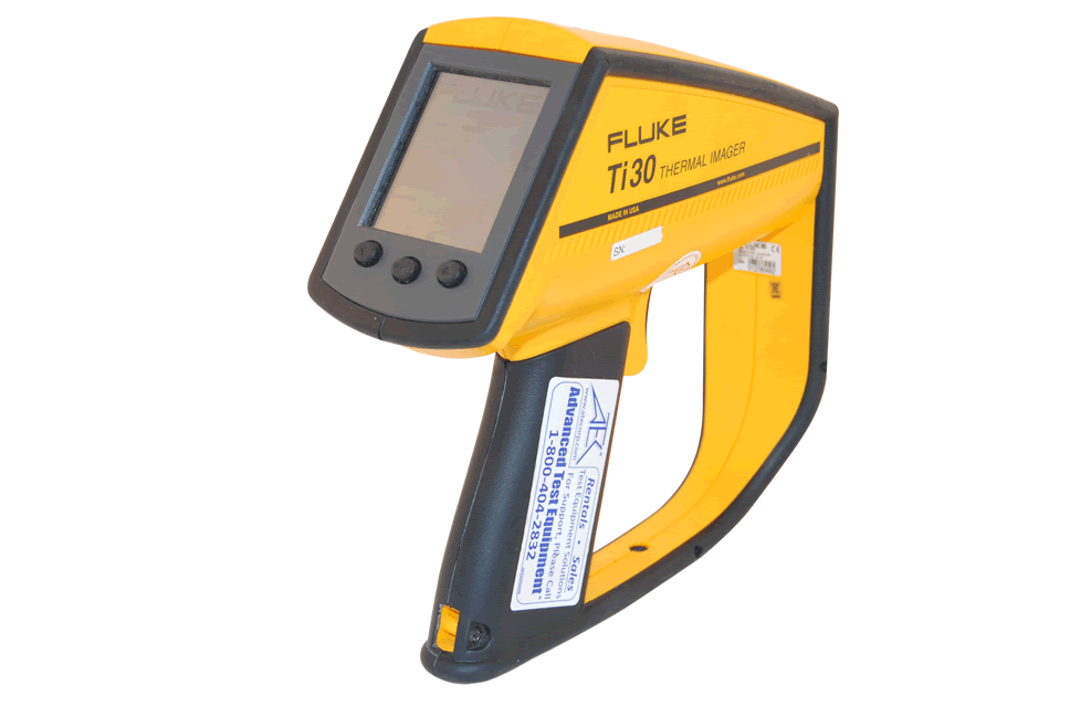 Rent Fluke Ti30 Thermal Imager