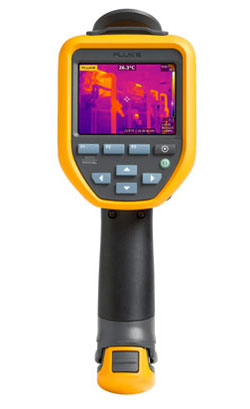Rent Fluke TiS75 Infrared Camera