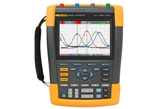 Fluke 190 Series II ScopeMeter Test Tools
