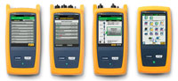 Fluke Versiv Cable Certification Family