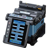 Fujikura FSM-70S Single Fiber Fusion Splicer Kit