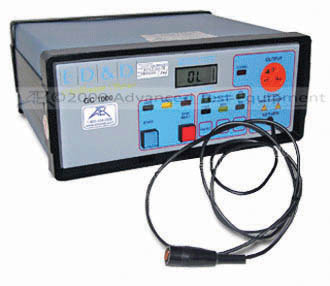 ED&D GC-1000 Ground Impedance Tester