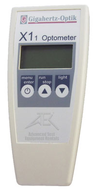 Gigahertz-Optik X1-1-LS Optometer