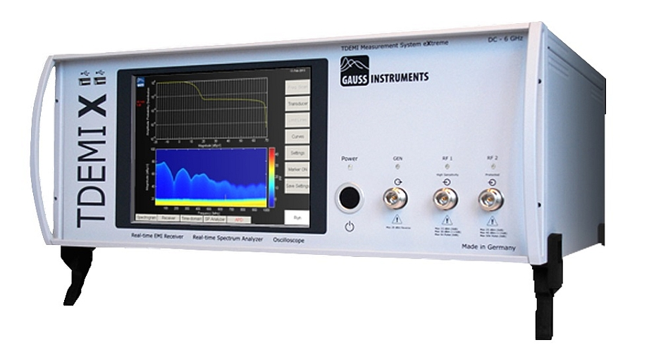 GAUSS INSTRUMENTS TDEMI X1 EMI Receiver