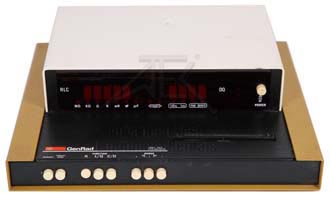 Genrad 1657 Digibridge 1 kHz and 120 Hz