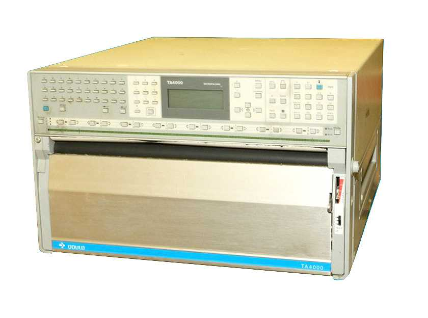 Gould TA4000 Thermal Array Recorder