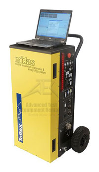 Tettex MIDAS 2881 Mobile Insulation Diagnosis & Analysing System