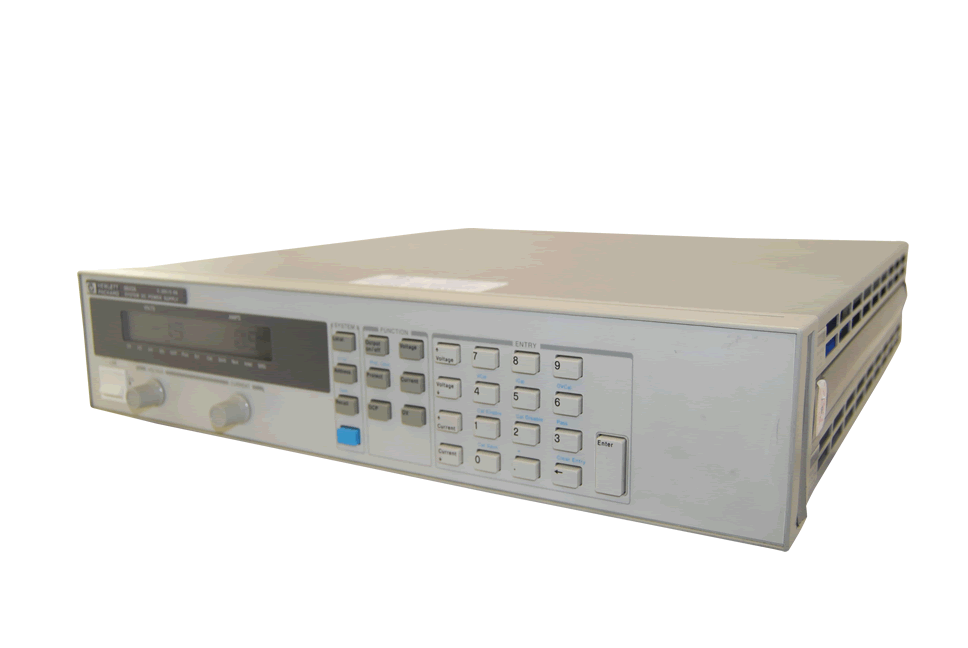 HP Agilent 6643A Programmable DC Power Supply