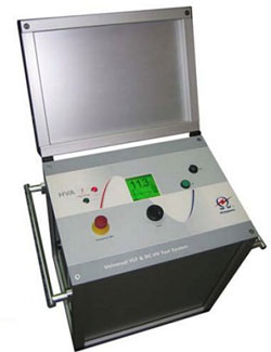 HV Diagnostics HVA 60 4 in 1 Universal High Voltage VLF and DC Hipot Tester
