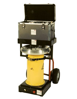 High Voltage ALT-120/60 Aerial Lift & Bucket Truck Tester AC Hipot 50/60 Hz