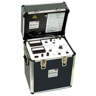 High Voltage PTS-75 DC Hipot/Megohmmeter Tester 75 kV