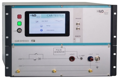 Hilo-Test CAR Test System 14