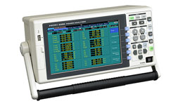 Hioki 3390 Power Analyzer DC, 0.5 Hz - 5 kHz