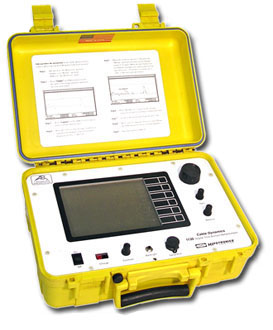 Rent Hipotronics TDR 1170 Time Domain Reflectometer