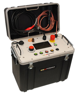 Ez Thump Hdw Electronics Cable Fault Testing Atec Rentals