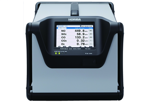 Horiba PG-300 Portable Gas Analyzer