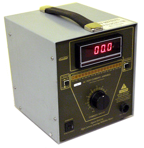 Hypatia Model 306 high current sourcing milliohm meter