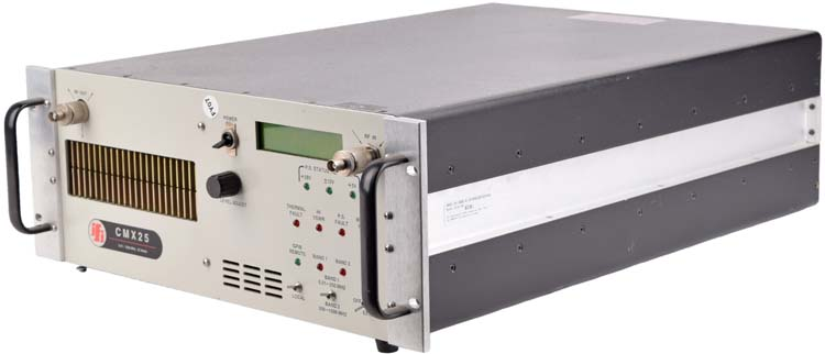 IFI CMX25 Solid State RF Power Amplifier