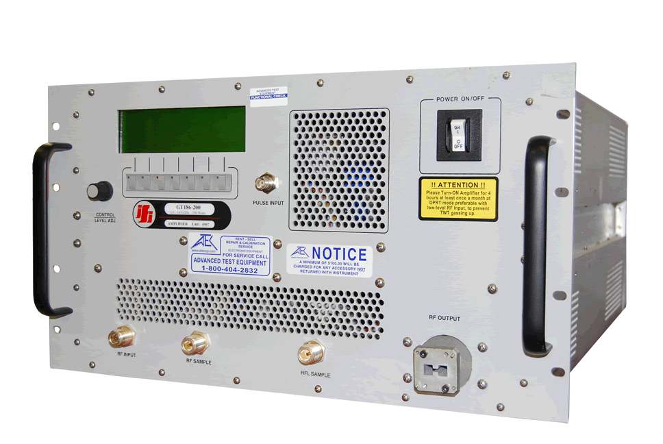 Pulse Amplifiers | ATEC Rentals