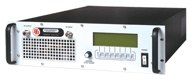 IFI S21-250 Solid State RF Amplifier, 800 MHz - 2.0 GHz, 250W