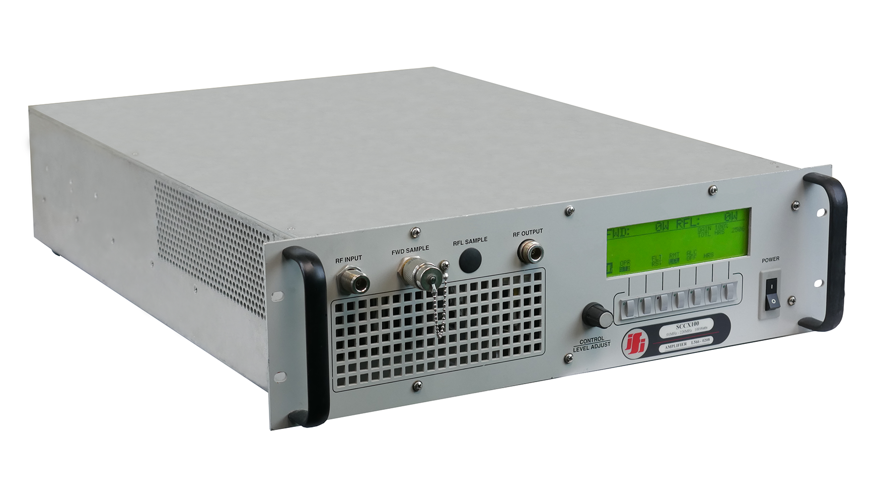 IFI SCCX100 Solid State RF Power Amplifier